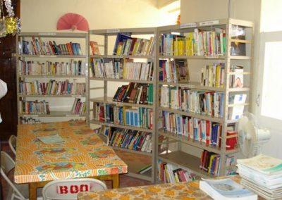Bibliothèque Oswald Durand de Dondon