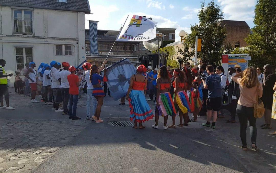 Haïti aux Grands Voisins : un festival réussi