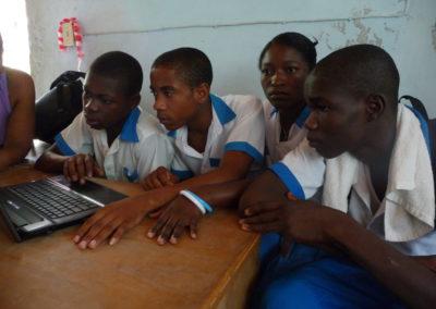 Labo informatique du CER (2009)