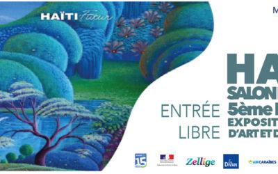 Salon du livre haïtien – 5ème édition