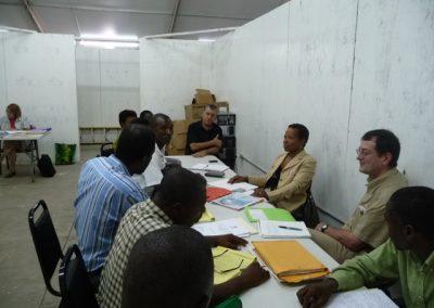 Réunion de Travail au Ministère de l'éducation nationale