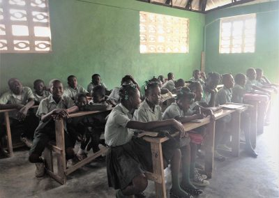 Ecole Evangélique de la Restauration de Toirac