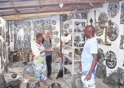 Atelier Serge Jolimeau (Croix-des-Bouquets)