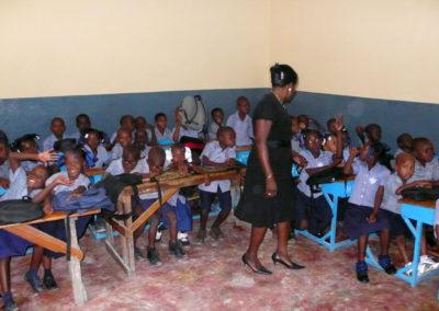Ecole nationale du Paraguay.