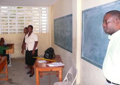 Rencontre avec l'IFADEM (Initiative francophone pour la formation à distance des maîtres).